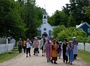 Village Québécois d'Antan (6.6 km)